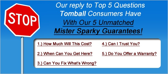 Questions for Tomball Electrician